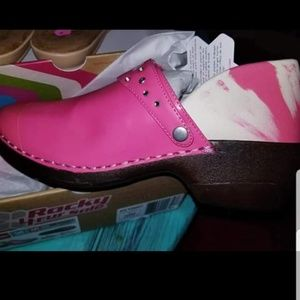 Rocky Shoes - Brand New In Box Breat Cancer Shoe Size 5-5.5